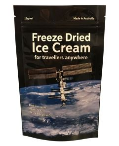 Freeze Dried Space Ice Cream