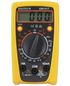 Multimeter (Cat III)