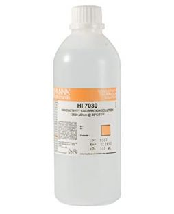 12,880 us/cm (500ml) Conductivity Solution