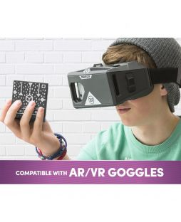 Merge VR Mobile AR/VR Headset & Holographic Cube Bundle