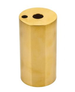Metal block calorimeters, Brass