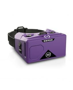 Merge Mobile AR/VR Headset (Purple)
