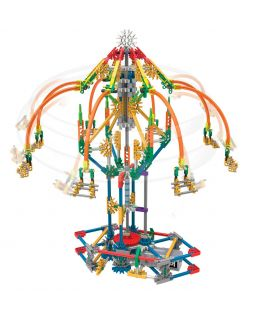 KNex Swing Ride Building Set