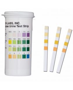 Urine Multi-purpose Test strips, pkt/50