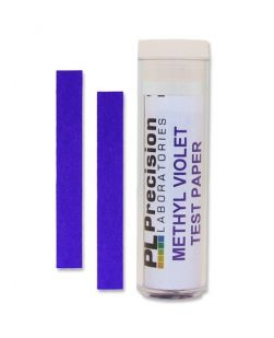 Methyl violet, vial, 100 strips.