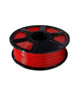 3D printer filament, red, 600g roll