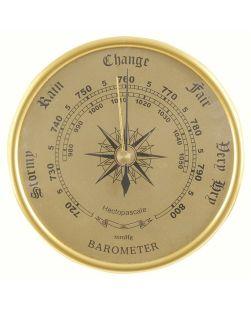 Barometer, circular
