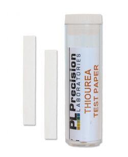 Thiourea (taste test), vial, 100 strips