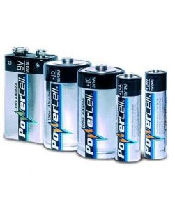 Batteries, Alkaline, extra Long Life