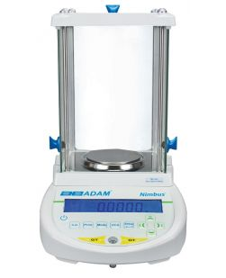 Adam NBL Nimbus Analytical Balance, 160g x 0.0001g (external calibration)