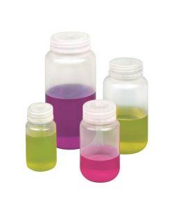 Reagent bottle, polypropylene, screw cap, W/M