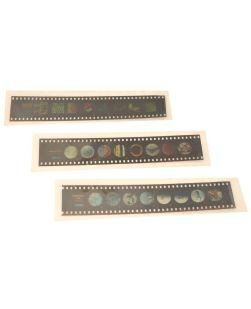 Microslides, Meteorites