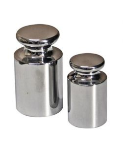 Calibration Weights, F1 Class Stainless Steel