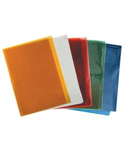 Cellophane, assorted, 25 sheets