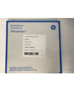 Chromatography Paper, No. 1, 20 x 20cm, Whatman, pkt/100