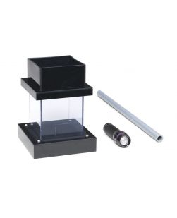 Cloud Chamber, cold plate type