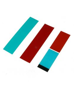 Diffraction Experiment Kit spare - filters, set/3 colours.