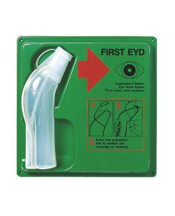 Eye wash station, without bottle