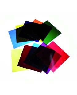 Filters, unmounted,  magenta - 100 x 100mm.