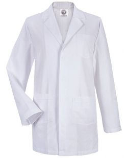 Laboratory Coat (XXS), White - length 89cm, chest size 90cm