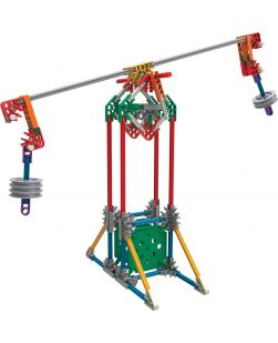 Knex Levers & Pulleys