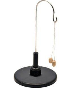 Electroscope, pithball