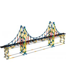Knex Real Bridge Building