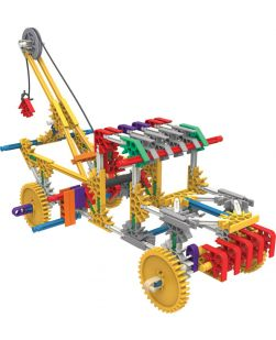 Knex Simple and Compound Machines