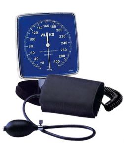 Sphygmomanometers, teaching, aneroid