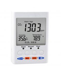 Carbon dioxide (CO2) monitor, desktop