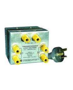 Transformer, 240/12V, 12Amp, 3 outputs.