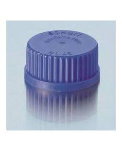 Cap, lab bottle, blue, GL45