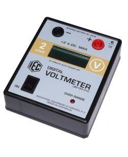 Classroom Digital Voltmeter, +/- 2V.DC. x 1mV