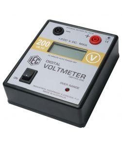 Classroom Digital Voltmeter, +/- 200V.DC. x 0.1V