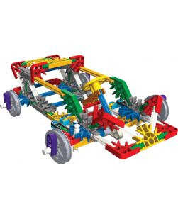 KNex Wheels/Axles & Inclined Planes