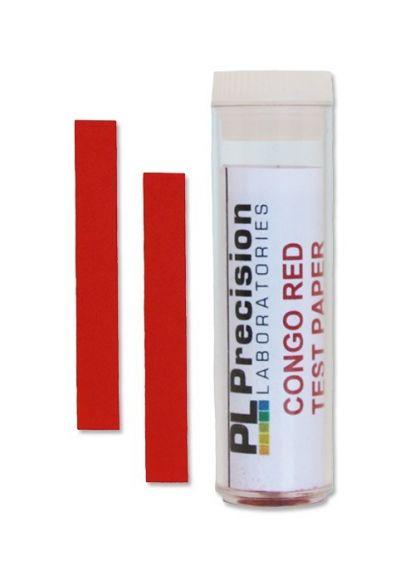Congo red, vial, 100 strips.