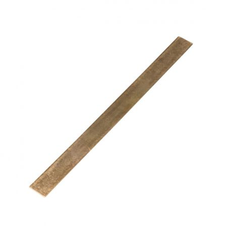 Compound bars (bimetallic strip) bonded, 150 x 12.5mm - plain.