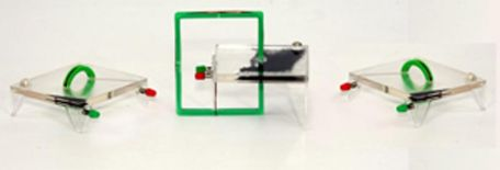 Electromagnetic Demo Set with battery holder