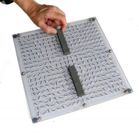 Jumbo Magnet Theory Board