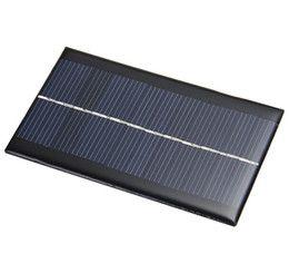 Solar cell, 1.5V, 450mA, 62x120mm, epoxy resin