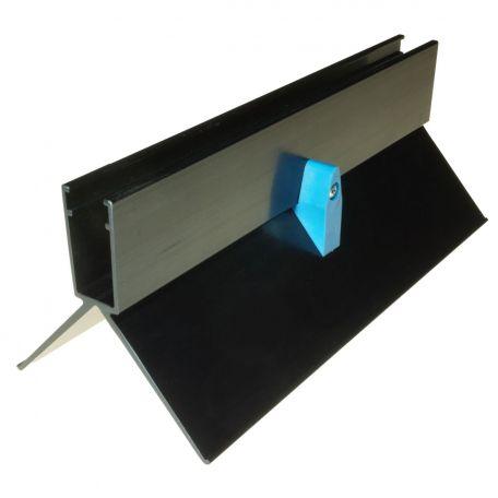 Air Track, Glider, black or gold, 20cm long (standard)