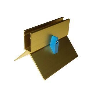 Air Track, Glider, gold, 10cm long (standard).