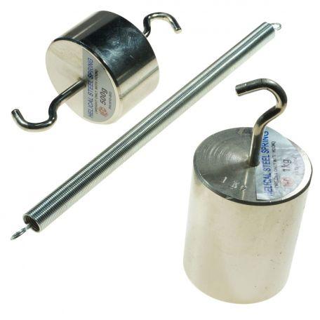 Helical steel, full kit