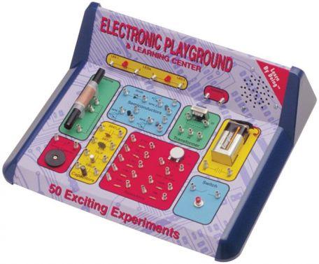 50-in-1 Electronics Playground Kit