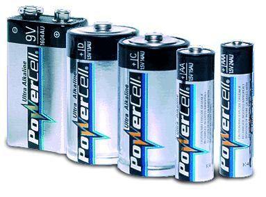 Battery, Alkaline Extra Long Life, AA
