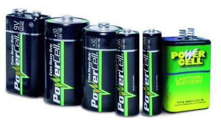 Battery, Heavy Duty long life, D