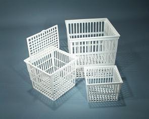 Test Tube Basket,  230 x 230 x 230mm
