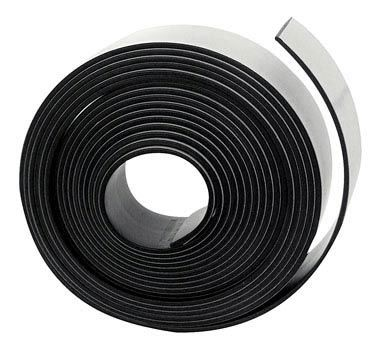 Adhesive magnetic strip, 19mm x 3m