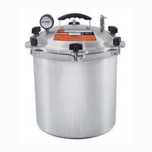 Autoclave (sterilizer) - 24L c/w pressure gauge