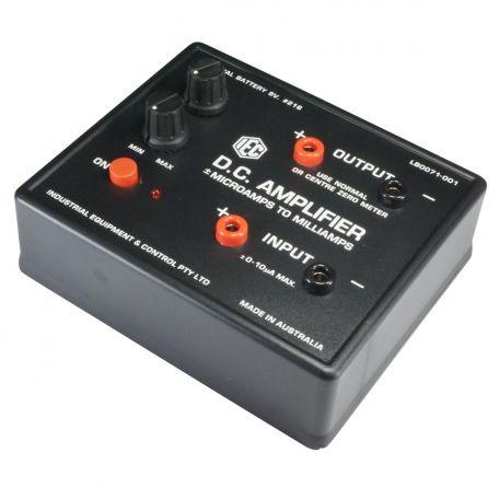 Amplifier, high sensitivity